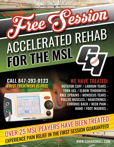 Rapid Injury Recovery with ARP Wave Therapy at Go Hardball Human Performance